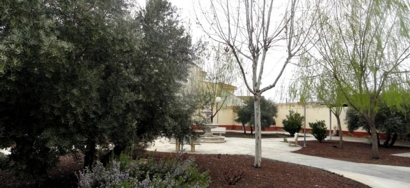 El patio de Afal