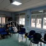 Sala de fiosoterapia